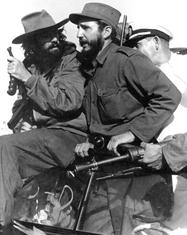 AlbertoKorda-Entrada-de-Fidel-a-La-Habana-1959