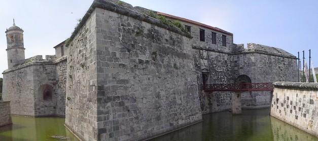 Fortyfikacje starej Hawany