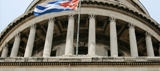 Kapitol w Hawanie – symbol przedrewolucyjnej Kuby