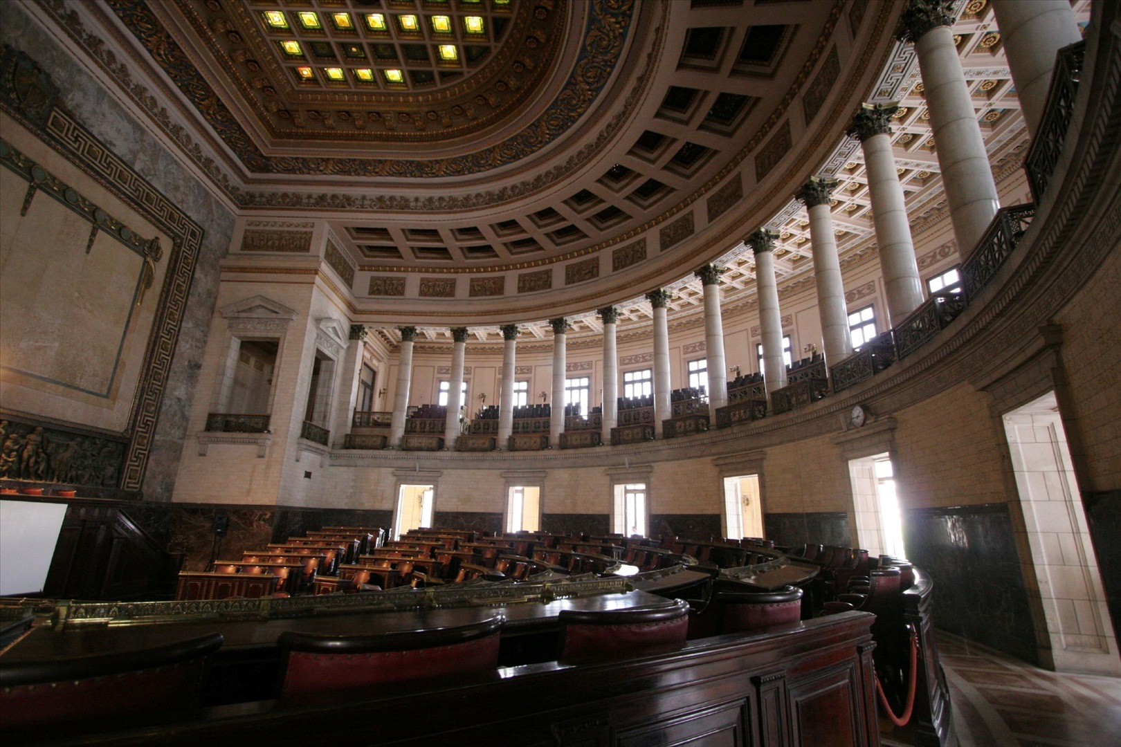 The_Senate_EL_Capitolio_Havana