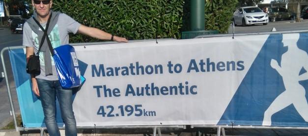 Maraton Ateński (2015) cz. 1