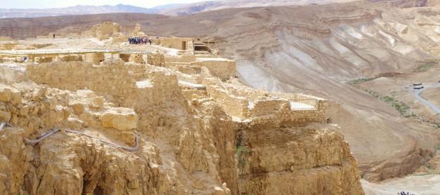 Moje podróże: Izrael cz. 1: Masada i Morze Martwe
