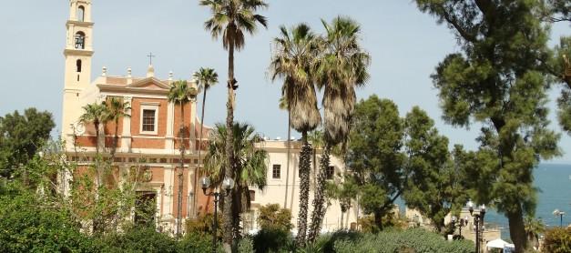 Moje podróże: Izrael cz.5: Tel Awiw – Jafa