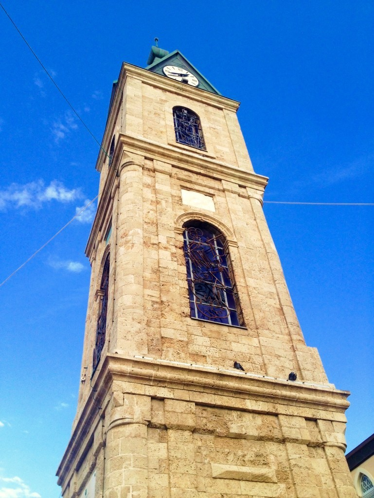 Wieża Zegarowa - symbol Jafy