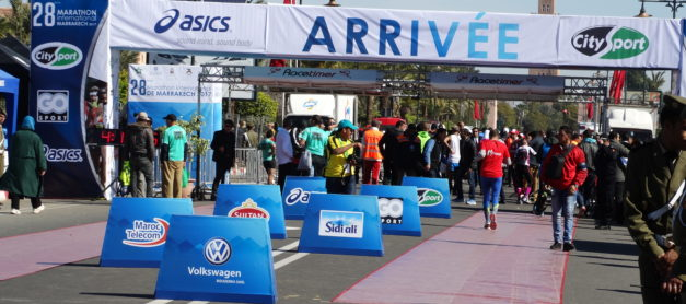Maraton w Marrakeszu (2017) cz. 2 – start
