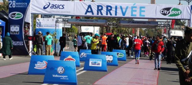Maraton w Marrakeszu (2017) cz. 2 – start